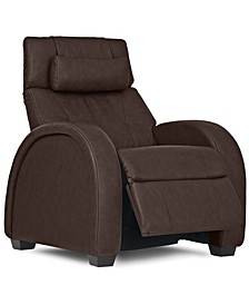 "Pachna 33"" Leather Power Recliner"