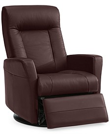 "Faversham 31"" Leather Power Recliner"