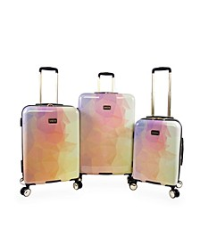 Emma 3-Piece Spinner Luggage Set