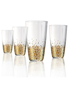 Artland Ambrosia Highball - Set of 4