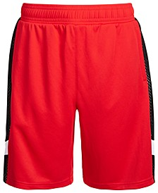 Big Boys Mesh-Inset Shorts, Created for Macy's