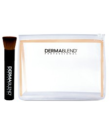 Receive a Free 2-pc Gift with  any Dermablend Foundation Purchase!