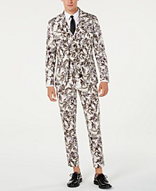 I.N.C. Men's Botanical Suit Seperates, Created for Macy's