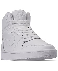 Women's Ebernon Mid Casual Sneakers from Finish Line