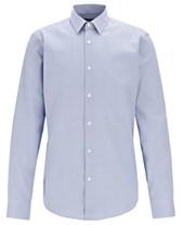 793960c08 BOSS Men's Eliott Regular-Fit Cotton Shirt