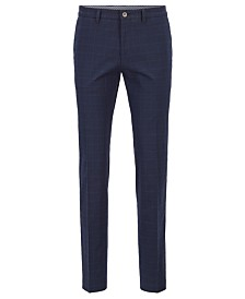 BOSS Men's Wylson-W Extra-Slim-Fit Trousers