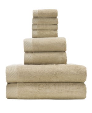 BedVoyage 8 Piece Towel Set Bedding