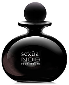 Michel Germain Sexual Noir Pour Homme Fragrance Collection for Men - A Macy's Exclusive