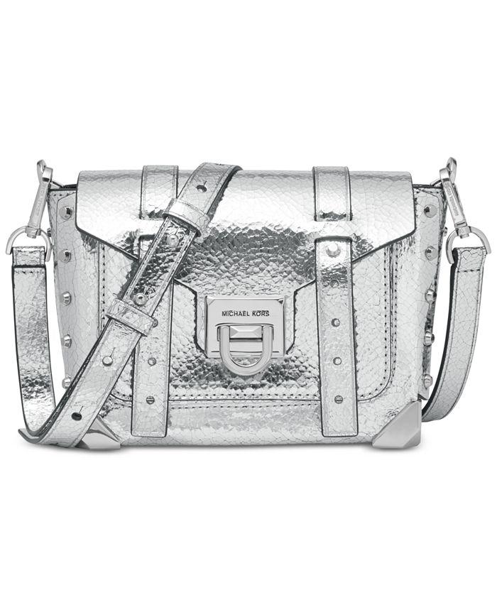 Michael Kors - Manhattan Leather Satchel