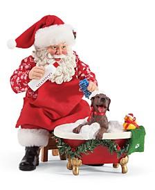 Department 56 Possible Dreams Santa Splish Splash Figurine