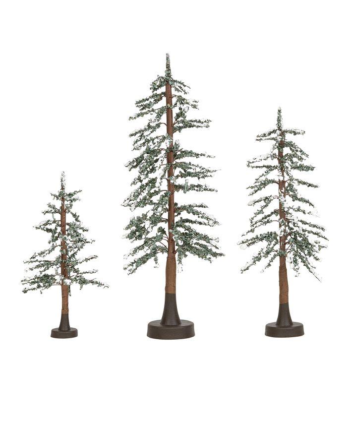 Department 56 - D56 Villages Snowy Lodge Pines