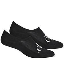 Calvin Klein Jeans Men's Logo Liner Socks