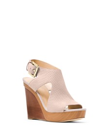 MICHAEL Michael Kors Josephine Wedge Sandals