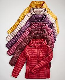 32 Degrees Packable Puffer Down Coats