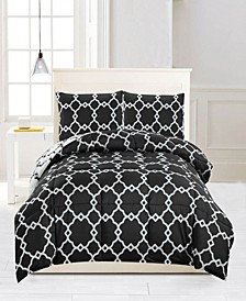 Greyson Down Alternative Reversible Full/Queen Comforter Set