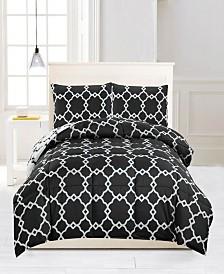 Greyson Down Alternative Reversible Full/Queen Comforter Set