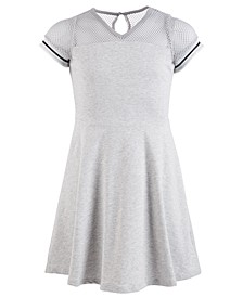 Big Girls French Terry Skater Dress