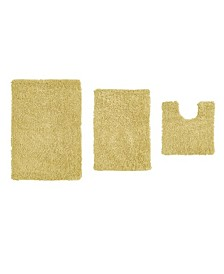 Fantasia Bath Rug 3 Pc