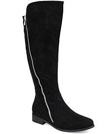Journee Collection Women's Comfort Wide Calf Kerin Boot
