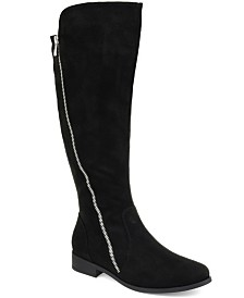 Journee Collection Women's Comfort Wide Calf Kerin Boot
