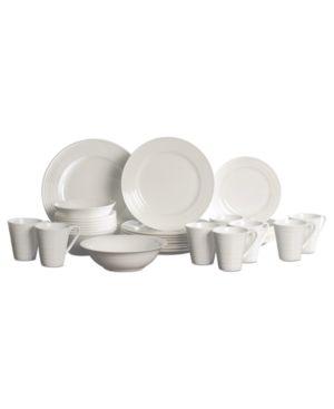 Mikasa Dinnerware, Irvine 34 Piece Set