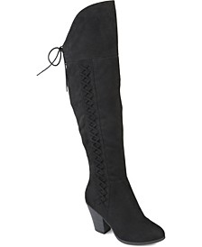 Women's Wide Calf Spritz-P Boot