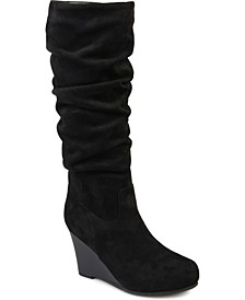 Women's Wide Calf Haze Boot