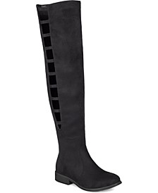 Women's Wide Calf Pitch Boot