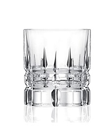 Carrara Collection Double Old Fashion Tumbler from the DaVinci Line- Set of 2