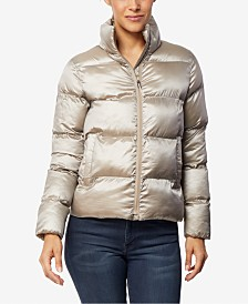 32 Degrees Packable Down Puffer Coat, Created For Macy's