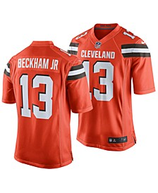 Men's Odell Beckham Jr. Cleveland Browns Game Jersey