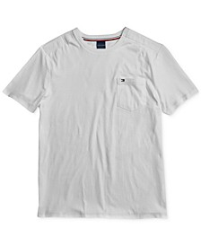 Men's T-Shirt with Magnetic Buttons