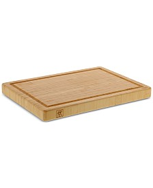 "Zwilling J.A. Henckels 14"" x 10"" Bamboo Cutting Board"