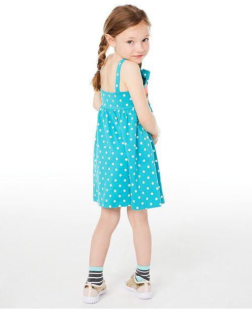 2c8fe0327 ... Epic Threads Toddler Girls Dot-Print Bird Dress, Created for Macy's ...