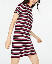 Striped T-Shirt Dress, in Regular & Petite Sizes