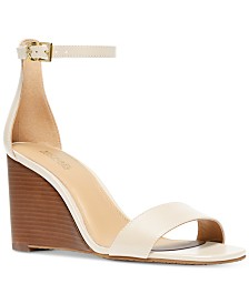 MICHAEL Michael Kors Fiona Wedge Dress Sandals