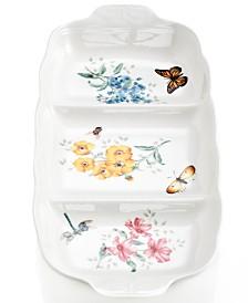 Lenox Dinnerware, Butterfly Meadow Divided Server