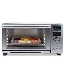 Bravo XL Air Fry Toaster Oven with Bonus Temperature Probe