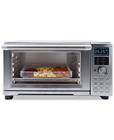 NuWave Bravo XL Air Fry Toaster Oven with Bonus Temperature Probe