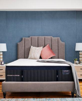 "Estate Hurston 14.5"" Luxury Firm Euro Pillow Top Mattress - Twin XL"