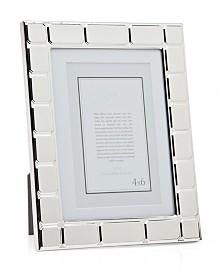 Philip Whitney Silver Cushion Frame - 5x7