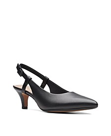 Collection Women's Linvale Loop Slingback Pumps