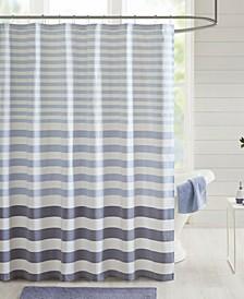 "Aviana Stripe 72"" x 72"" Shower Curtain"