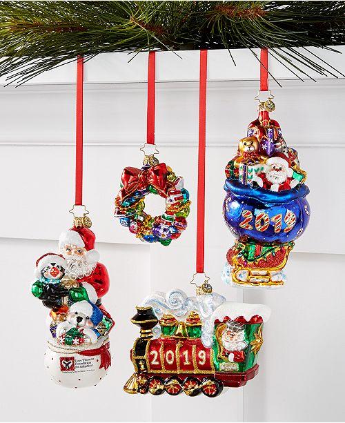 Christopher Radko Core Christmas Collection