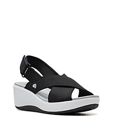 Women's Cloudsteppers Step Cali Cove Wedge Sandals