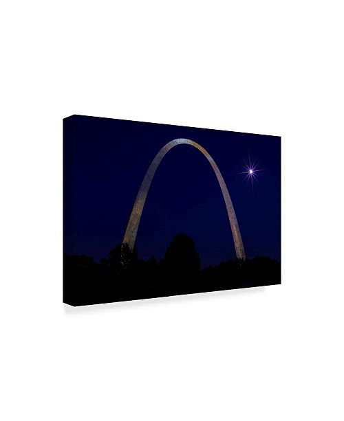 Home Decor Liquidators St Louis: Trademark Global Galloimages Online 'St. Louis Arch With