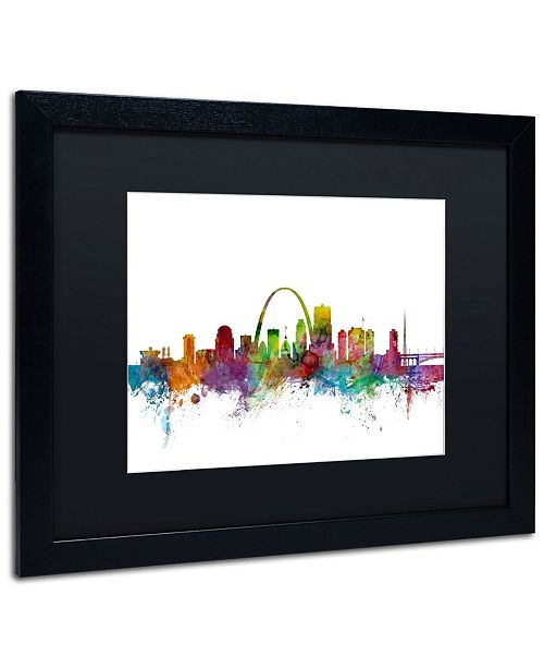 Trademark Global Michael Tompsett 'St. Louis Missouri