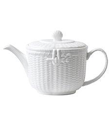 Wedgwood Dinnerware, Nantucket Basket Teapot