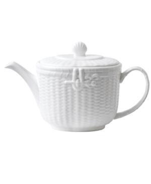 Wedgwood Dinnerware Nantucket Basket Teapot