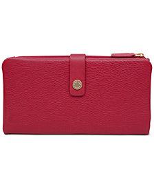 Radley London Larks Wood Large Tab Leather Wallet